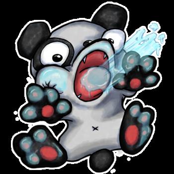 Panda Pan-chan von Racuun