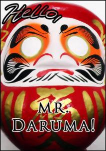 Webmanga Hello Mr. Daruma! von Racuun