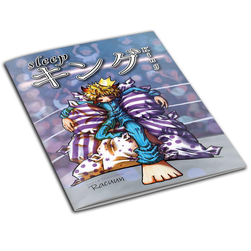Sleep King 2. Auflage - Manga von Racuun